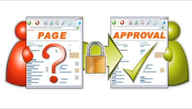 Business Content Approval Manager Graphical Image For BeeCOS Website